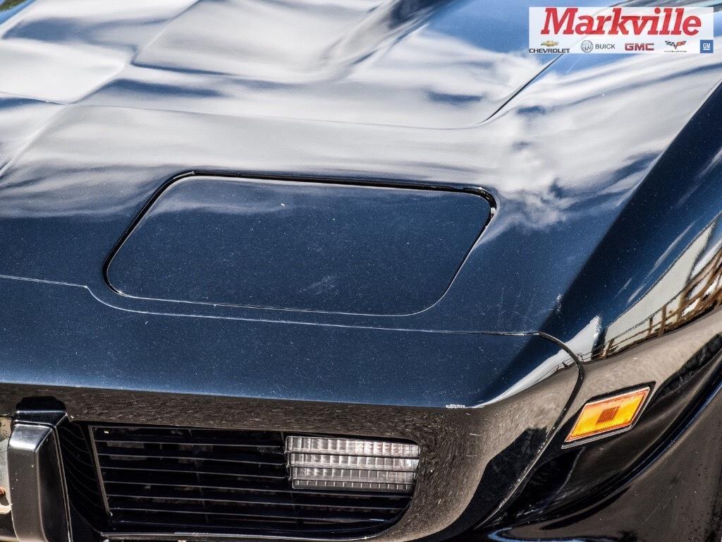 Used 1978 Chevrolet Corvette For Sale In Markham Ontario