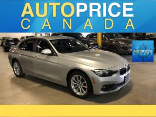 Used 2016 BMW 320 i xDrive NAVIGATION|AWD for sale in Mississauga, ON