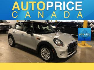 Used 2015 MINI 5 Door Cooper NAVI HEADS UP DISPLAY REAR CAM for sale in Mississauga, ON