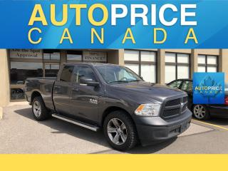 Used 2014 RAM 1500 ST TRADESMAN|DIESEL for sale in Mississauga, ON