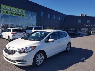 Used 2016 Kia Forte5 Auto LX+, mags, bluetooth, siège chauffant, a/c for sale in Chambly, QC
