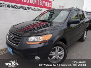 Used 2010 Hyundai Santa Fe $125 BI-WEEKLY - $0 DOWN for sale in Cranbrook, BC