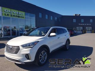 Used 2018 Hyundai Santa Fe XL AWD Luxury, mags, cuir, nav, toit pano for sale in Chambly, QC