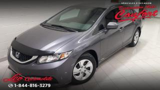 Used 2015 Honda Civic LX 4 portes, boîte automatique for sale in Chicoutimi, QC