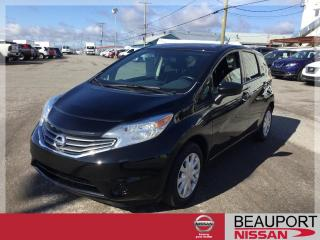 Used 2016 Nissan Versa Note 1.6 SV à hayon 5 portes for sale in Beauport, QC