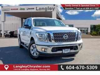 Used 2017 Nissan Titan SV - Bluetooth -  SiriusXM for sale in Surrey, BC