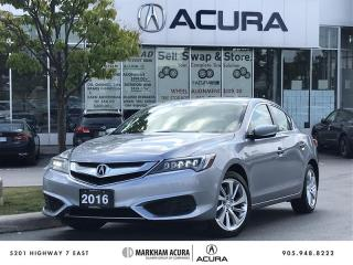 Used 2016 Acura ILX Premium Blind Spot Info, Backup Cam, Heated Seats for sale in Markham, ON