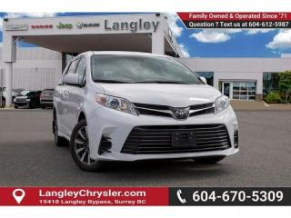 Used 2018 Toyota Sienna LE 7-Passenger *AWD* for sale in Surrey, BC