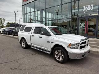 Used 2015 RAM 1500 Cabine quad 4X4 Outdoorsman CAMÉRA MAIN for sale in Lévis, QC