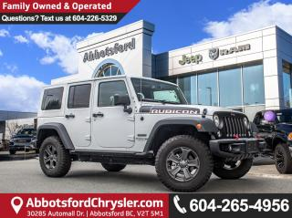 Used 2018 Jeep Wrangler JK Unlimited Rubicon *ACCIDENT FREE* *LOCALLY DRIVEN* for sale in Abbotsford, BC