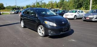 Used 2009 Toyota Matrix AWD for sale in Madoc, ON