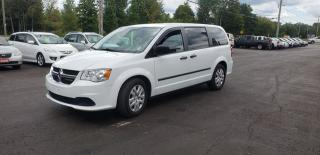 Used 2014 Dodge Grand Caravan SE for sale in Madoc, ON