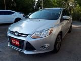 Photo of Silver 2014 Ford Focus
