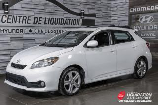 Used 2011 Toyota Matrix S+TOIT+MAGS for sale in Laval, QC