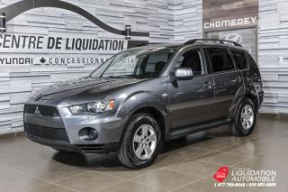 Used 2011 Mitsubishi Outlander Es+awd for sale in Laval, QC