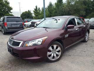 Used 2009 Honda Accord Sdn EX-L for sale in Pickering, ON