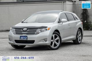 Used 2012 Toyota Venza V6 AWD SUNROOF R*CAM SERVICED CERTIFIED WE FINANCE for sale in Bolton, ON