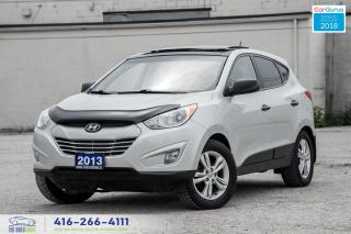 Used 2013 Hyundai Tucson AWD PanoRoof Certified NewTires&Brakes We Finance for sale in Bolton, ON