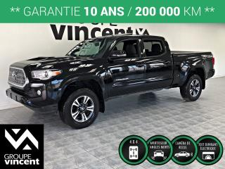 Used 2017 Toyota Tacoma TRD SPORT 4X4 ** GARANTIE 10 ANS ** Une perle rare! for sale in Shawinigan, QC