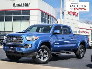 Used 2016 Toyota Tacoma SR5 - 1 OWNER|NAVI|BLUETOOTH|BACKUP CAMERA for sale in Ancaster, ON