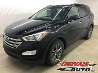 Used 2016 Hyundai Santa Fe Sport Premium AWD MAGS BLUETOOTH SIÈGES CHAUFFANTS for sale in Shawinigan, QC