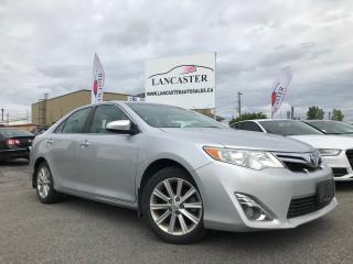 Used 2012 Toyota Camry XLE for sale in Ottawa, ON