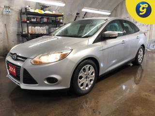 Used 2014 Ford Focus SE * Remote start * Microsoft sync * Heated front seats * Heated mirrors * Hands free steering wheel controls * Climate control * Phone connect * Auto for sale in Cambridge, ON