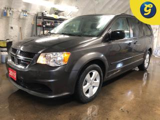 Used 2015 Dodge Grand Caravan Se Plus * 7 Passenger * Stow N Go * Power second-row windows Power Quarter Vented Windows Pwr Windows, Frt/Rear, Ft 1Touch * Integrated Roof Rail Cros for sale in Cambridge, ON