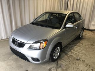 Used 2010 Kia Rio Berline 4 portes, AUTOMATIQUE,  EX for sale in Sherbrooke, QC