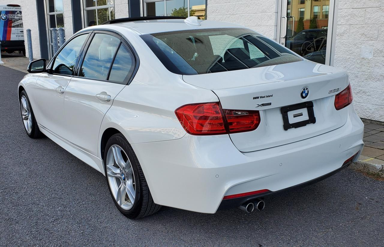 Bmw West Island >> Used 2015 Bmw 328 M Sport For Sale In Dorval Quebec
