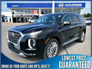 Used 2020 Hyundai PALISADE for sale in Port Hope, ON
