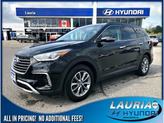Used 2019 Hyundai Santa Fe XL V6 AWD Preferred - 7-Passenger for sale in Port Hope, ON