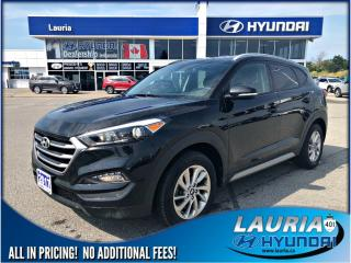 Used 2017 Hyundai Tucson 2.0L FWD Premium - Bluetooth / Backup camera for sale in Port Hope, ON