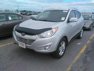 Used 2012 Hyundai Tucson GLS 4X4 for sale in Waterloo, ON