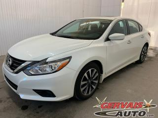 Used 2017 Nissan Altima SV Tech MAGS GPS Toit ouvrant Caméra de recul for sale in Shawinigan, QC
