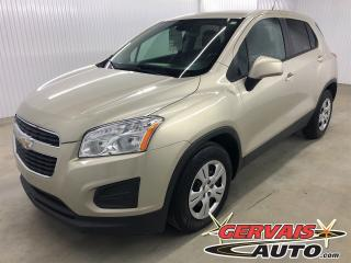 Used 2014 Chevrolet Trax LS BLUETOOTH A/C for sale in Shawinigan, QC