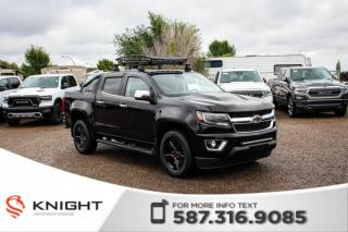 Used 2016 Chevrolet Colorado LT - Leather, Rear View Camera, NAV for sale in Medicine Hat, AB