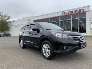 Used 2012 Honda CR-V EX for sale in Fredericton, NB