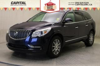 Used 2017 Buick Enclave Leather AWD*NAV* for sale in Regina, SK