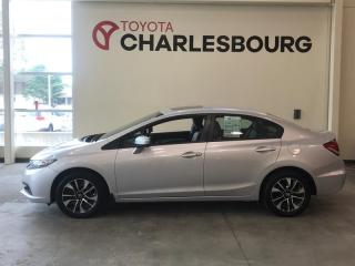 Used 2015 Honda Civic EX for sale in Québec, QC