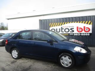 Used 2008 Nissan Versa for sale in Laval, QC