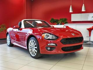 Used 2017 Fiat 124 Spider LUSSO * 117 KM * for sale in Brossard, QC