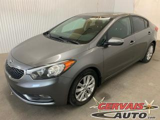 Used 2015 Kia Forte LX+ Mags Toit ouvrant Sièges chauffants for sale in Trois-Rivières, QC