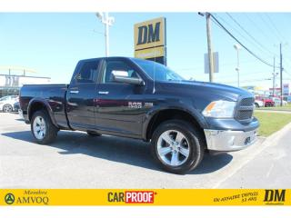 Used 2013 RAM 1500 OUTDOORSMAN 4X4 HEMI SUSPENSION AIR MAGS 20'' for sale in Salaberry-de-Valleyfield, QC