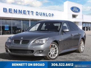 Used 2008 BMW 5 Series 535XI for sale in Regina, SK