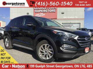 Used 2017 Hyundai Tucson Premium | HTD FRNT & REAR SEATS | B/U CAM for sale in Georgetown, ON