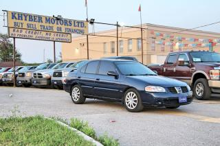 Used 2006 Nissan Sentra 1.8 Special Edition for sale in Brampton, ON