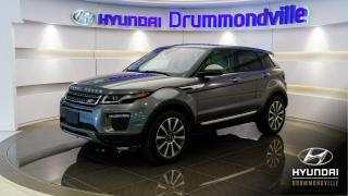 Used 2016 Land Rover Evoque HSE Si4 + GARANTIE + NAVI + TOIT PANO + for sale in Drummondville, QC