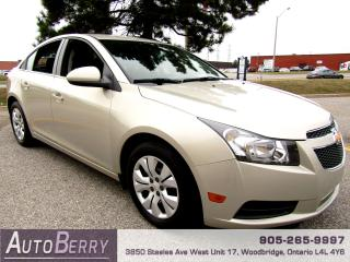 Used 2013 Chevrolet Cruze 1.4L - LT - FWD for sale in Woodbridge, ON