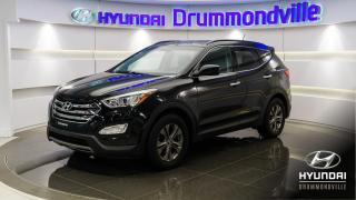 Used 2014 Hyundai Santa Fe Sport 2.0T PREMIUM AWD + MAGS + VOLANT CHAUFFA for sale in Drummondville, QC